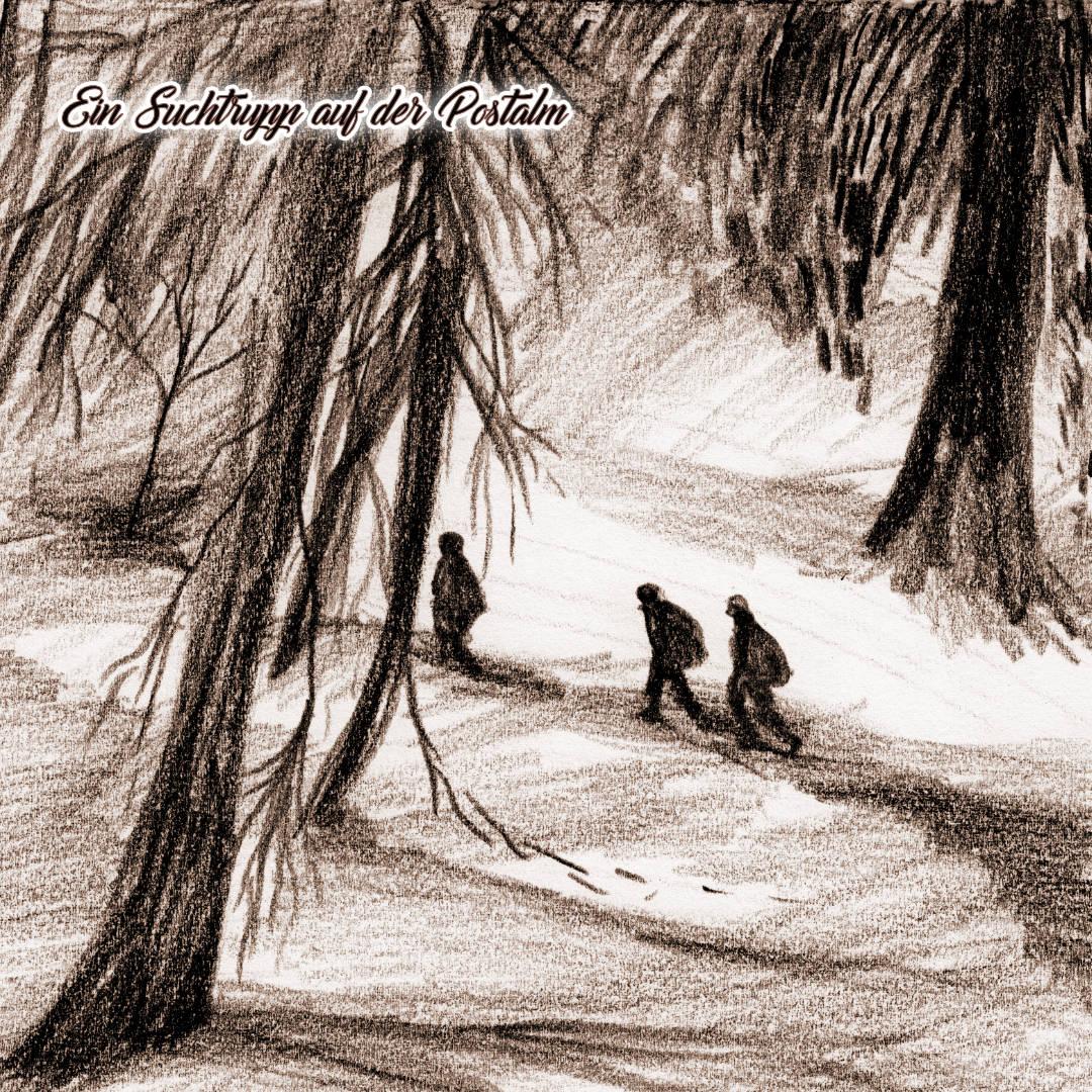 almnacht - ein weihnachtsspecial: zeichnung 3