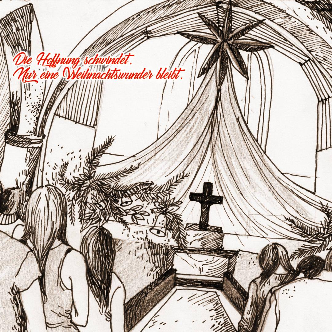 almnacht - ein weihnachtsspecial: zeichnung 4