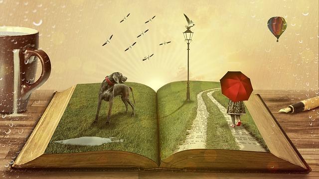 Bücher waren zeit meines Lebens meine ständigen Wegbegleiter.